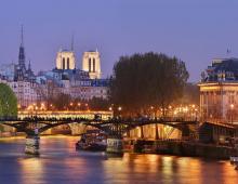 SERIE 3 LES PONTS DE PARIS