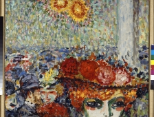 Kees Van Dongen, À la Galette, 1904-1906. Photo Courtesy Galerie Artvera's © Adagp, Paris 2017