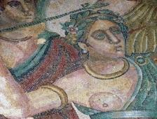 mosaïque de la villa del Casale