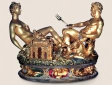 Salière Cellini 1543